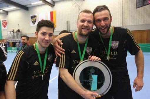 Stuttgart gewinnt im Finale gegen Schwerte