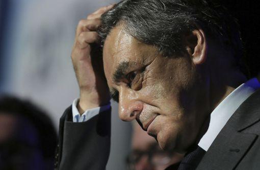 Frankreichs Ex-Premier zu Haftstrafe verurteilt