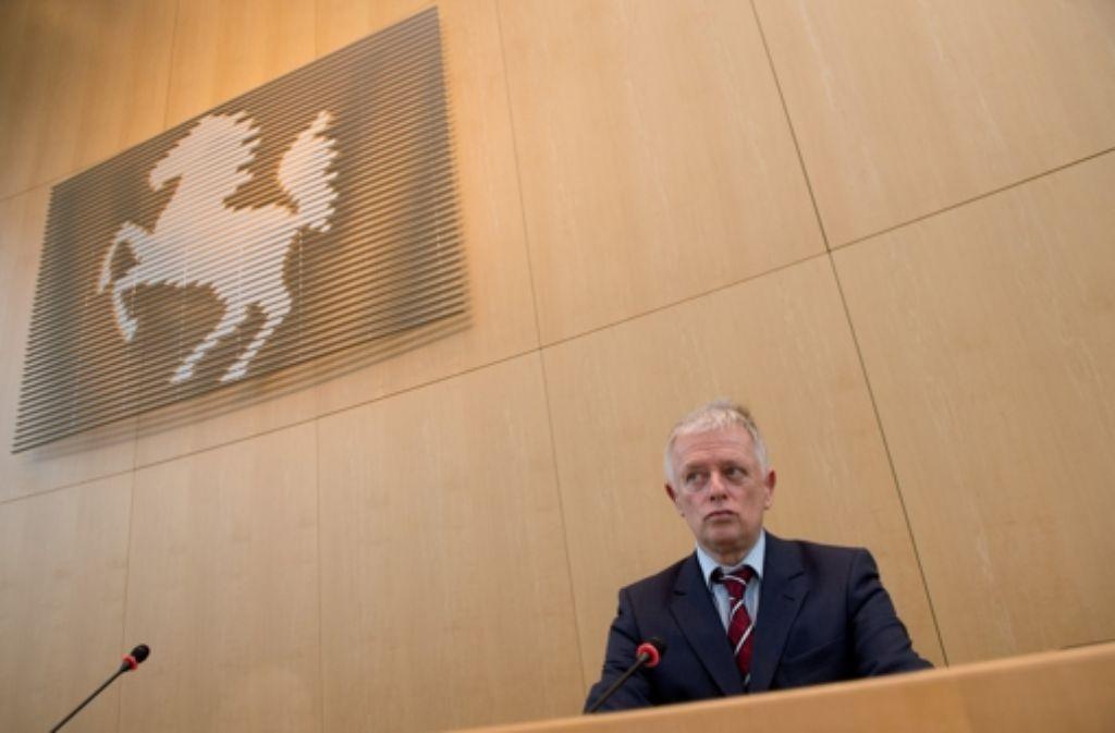 Kuhns Schonfrist ist zwar vorbei. Doch die CDU lässt Respekt vermissen. Foto: dpa