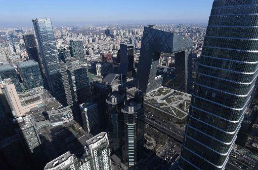 Chinas Übernahme-Hunger ist kein Problem