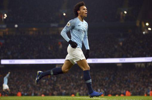 Manchester City gewinnt dank Sané gegen Liverpool