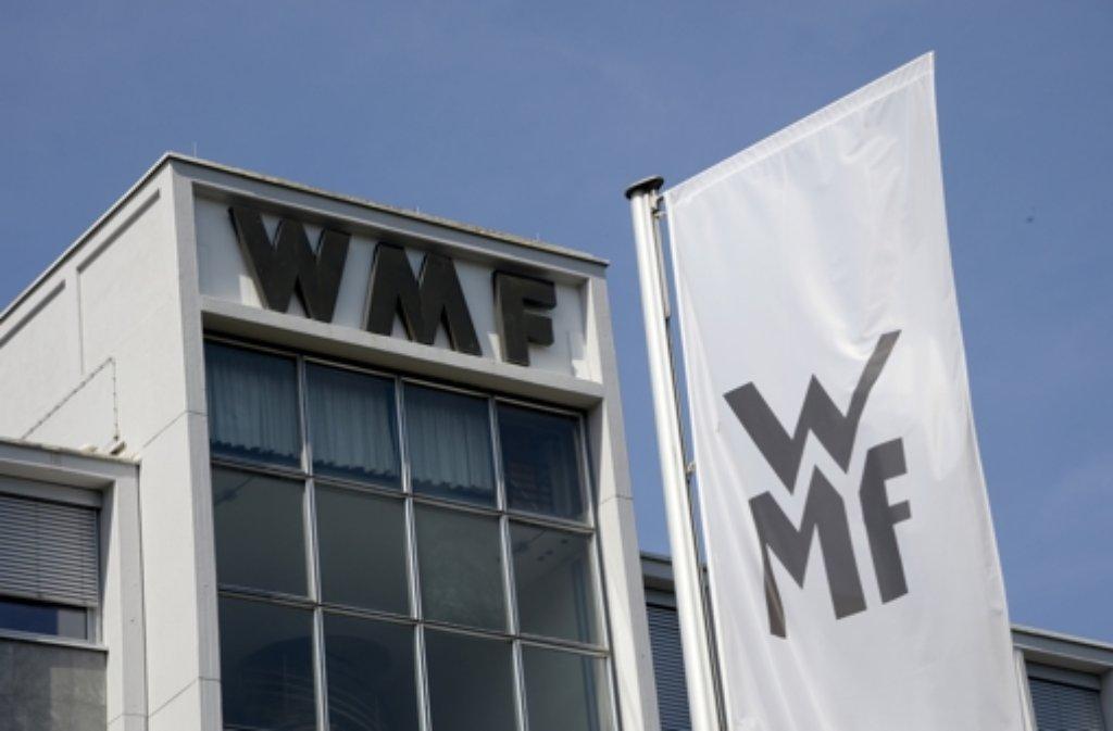 Bei WMF soll es am Konzernsitz im schwäbischen Geislingen keine betriebsbedingten Kündigungen geben. Foto: dpa