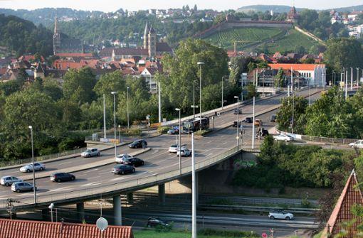Die Vogelsang- wird  zur Vienne-Brücke