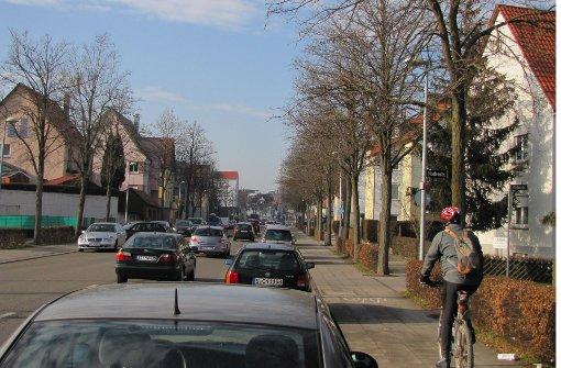Radverkehr soll umgeleitet werden