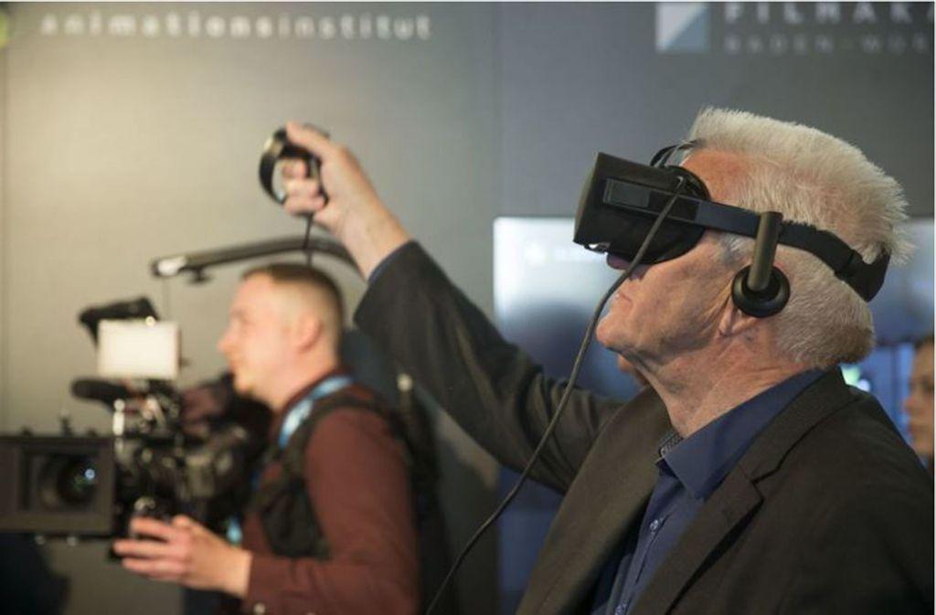 Ministerpräsident Kretschmann hat keine Bange beim Blick in die Zukunft. Foto: Lichtgut/Leif Piechowski