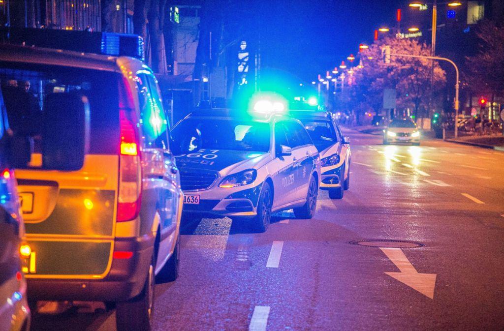 Nach einem blutigen Parkplatzstreit musste die Polizei an die Theodor-Heuss-Straße ausrücken. Jetzt ist der Prozess zu Ende. Foto: /SDMG/Friebe