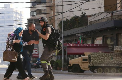 Libanesen fürchten  neuen Bürgerkrieg