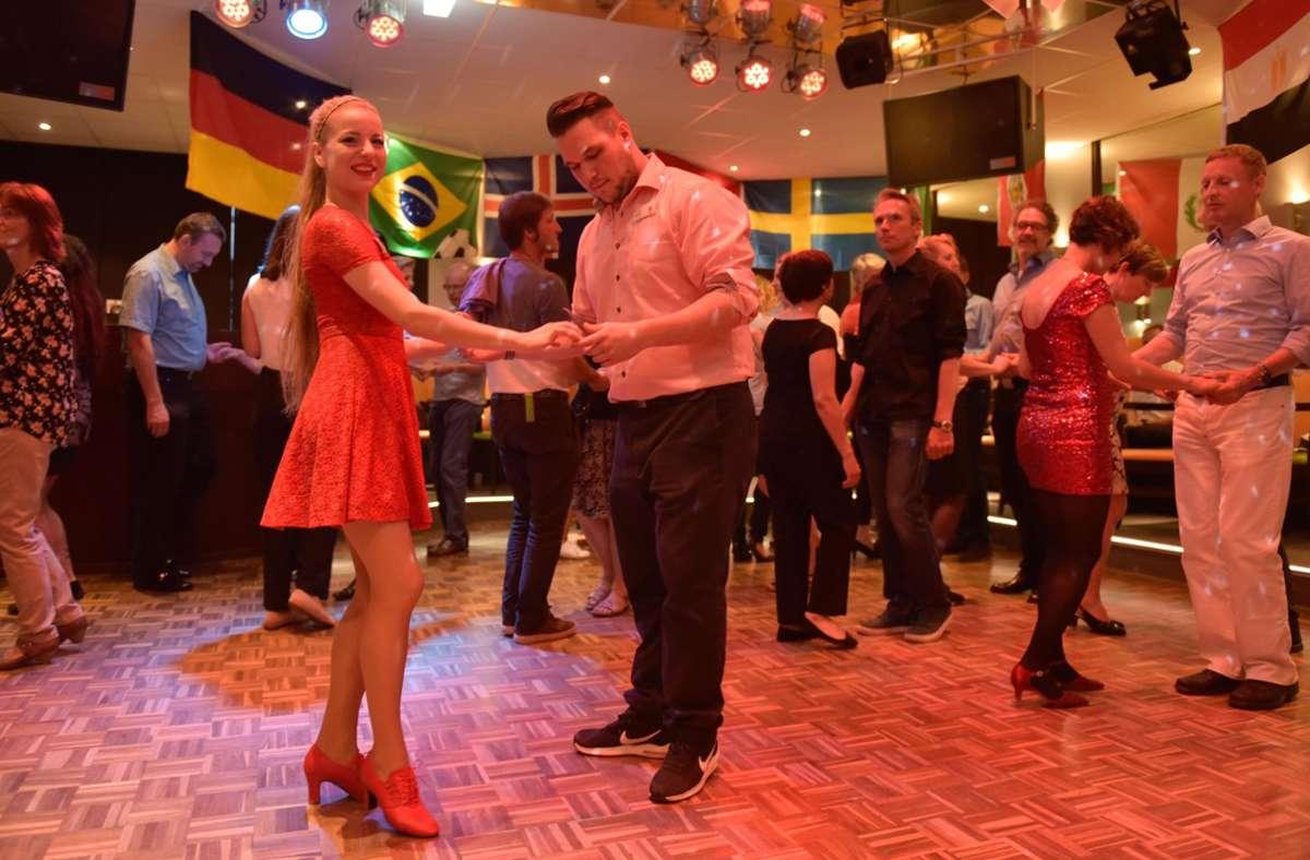 Auf volle Säle wie bei der Dance-Night muss die Tanzschule Burger-Schäfer noch warten. Foto: Lichtgut/Max Kovalenko