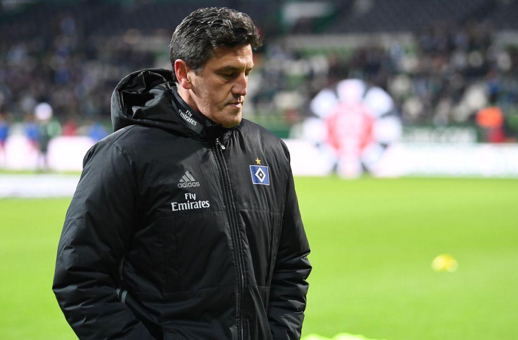 Jens Todt ist nicht mehr Sportdirektor des HSV. Foto: dpa