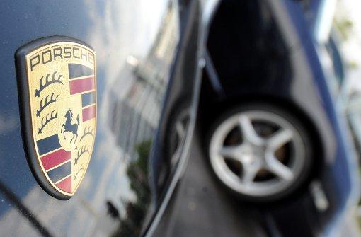 Erneut 125.000 Euro teuren Porsche geklaut