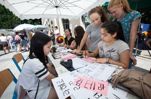Auf dem heißen Foggia-Platz wird Vielfalt gezeigt und gelebt