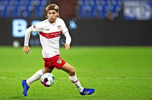 Borna Sosa: Das Beste beim VfB soll erst noch kommen