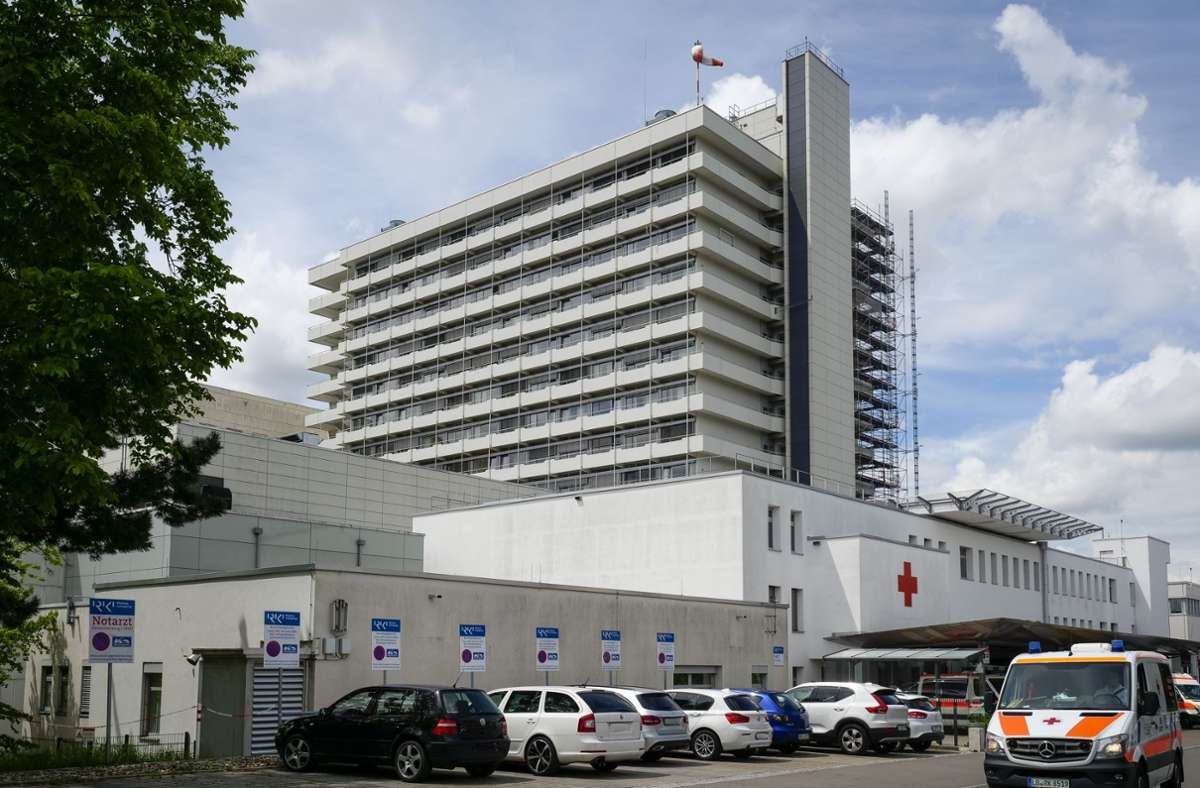 Selbttests sind im Krankenhaus Ludwigsburg nicht erlaubt. Foto: Simon Granville