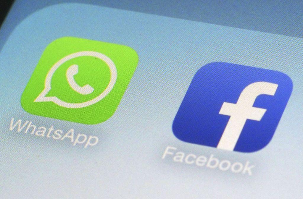 Kommen die übergreifenden Nachrichtenfunktionen für Facebook, Whatsapp und Co.? Foto: AP