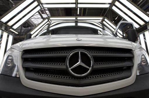 Daimler stimmt einem Milliarden-Vergleich zu