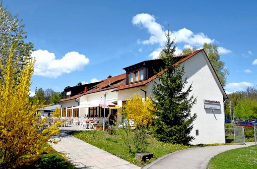 Das Vereinsheim des FV Zuffenhausen ist der Hauptgrund für den Schuldenberg. Foto: Bloch(3)