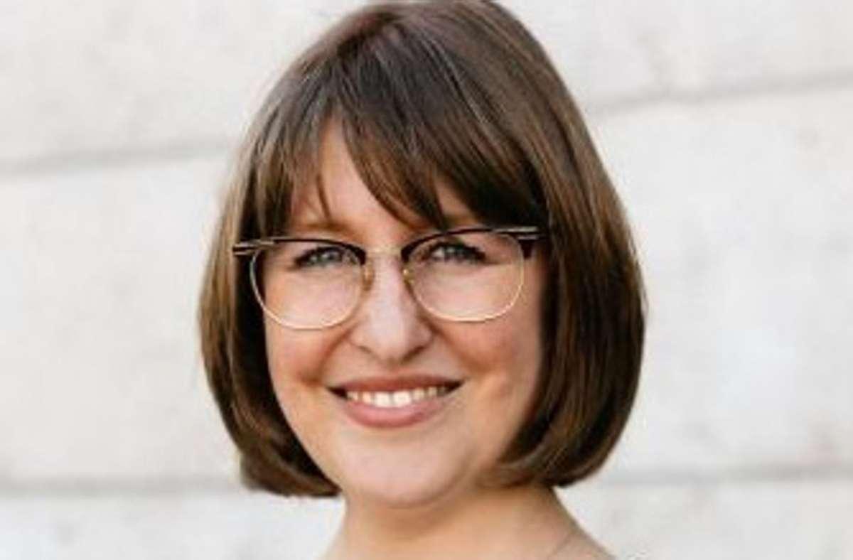 Carolin Bauer-Rilling tritt ihre Stelle am 1. Oktober 2020 an. Foto: Stadt Stuttgart/Julia Nguyen