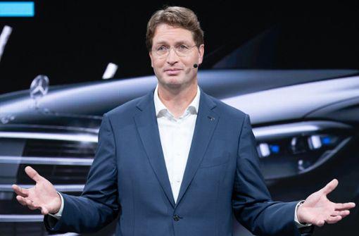 Daimler baut acht Batteriezellfabriken