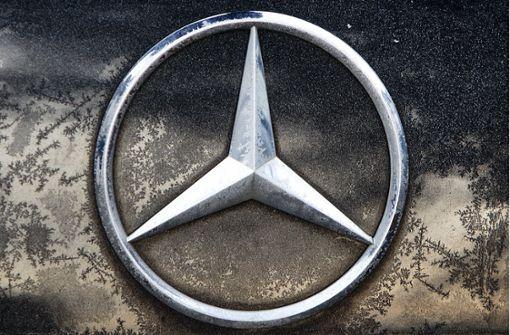 Altlasten holen Daimler-Chef  ein
