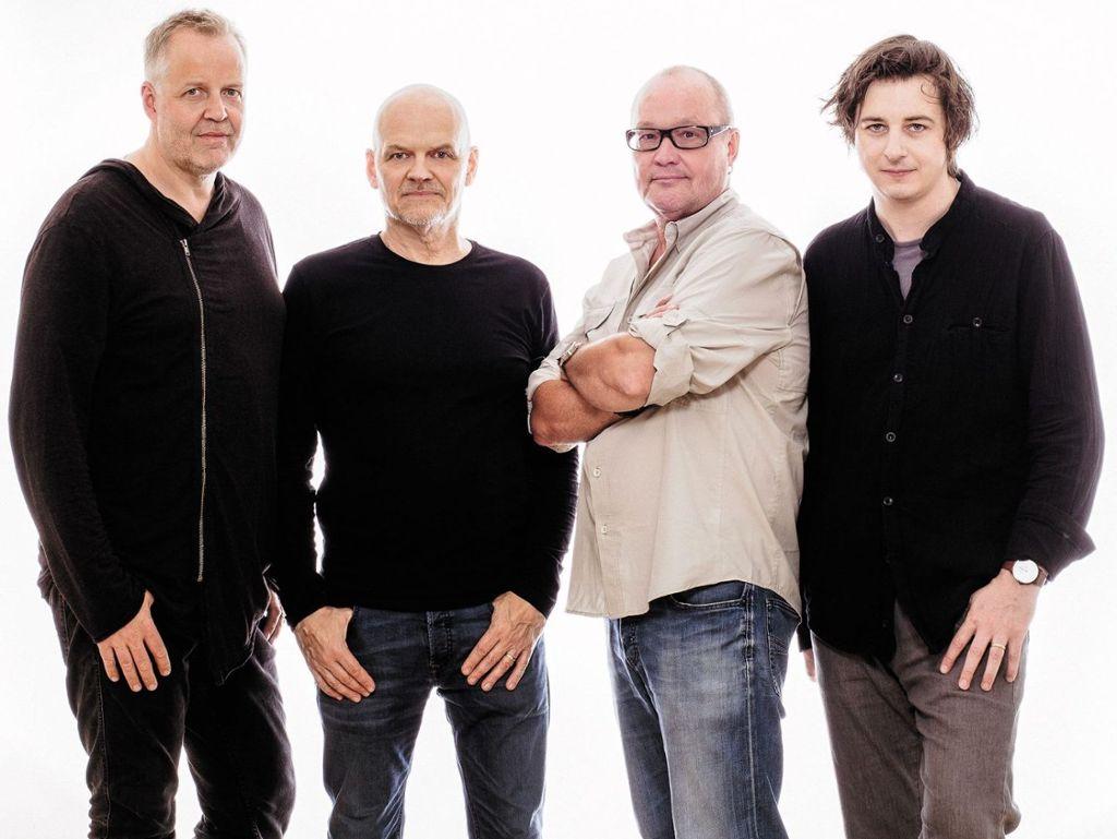 4 Wheel Drive (von links): Wolfgang Haffner, Lars Danielsson, Nils Landgren und Michael Wollny. Foto: Veranstalter
