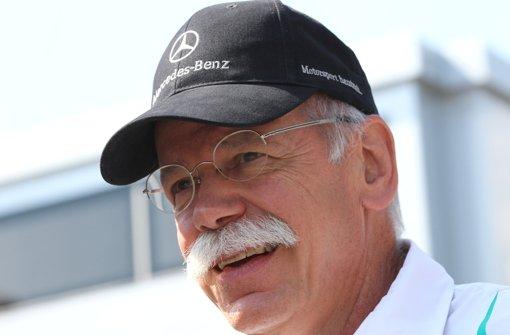 Analysten liegen  bei  Daimler-Kurs stark auseinander