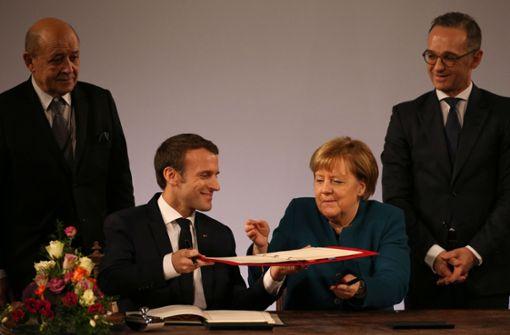 Bund gibt kein Geld für deutsch-französisches Vorzeigeprojekt