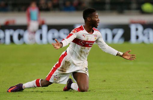 Bleibt Carlos Mané beim VfB?