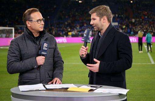 ARD lässt sich mit neuem Fußball-Experten Zeit