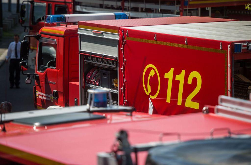 Eine brennende Powerbank hatte in Stuttgart die Feuerwehr auf den Plan gerufen. (Symbolbild) Foto: dpa