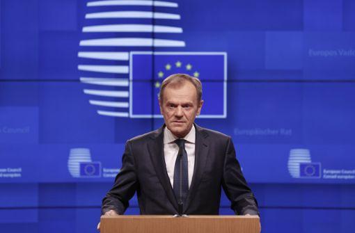 Kurze Verschiebung des Brexits wohl möglich