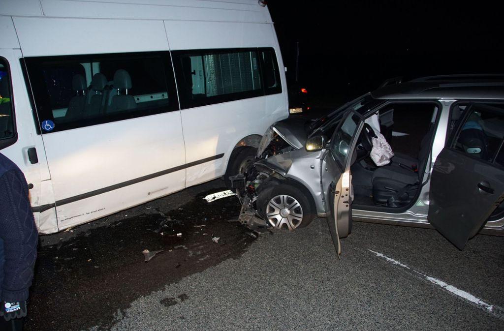 Die Skoda-Fahrerin wurde bei dem Unfall leicht verletzt. Foto: SDMG/SDMG / Hemmann