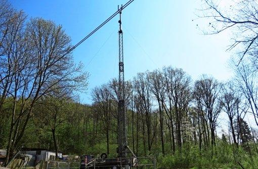 Telekom-Mast bleibt an Ort und Stelle