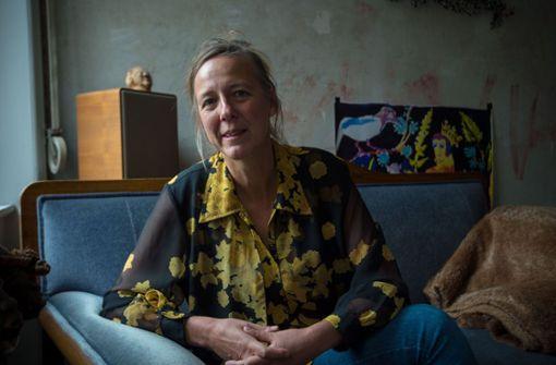 Figurenspielerin Stefanie Oberhoff im Porträt