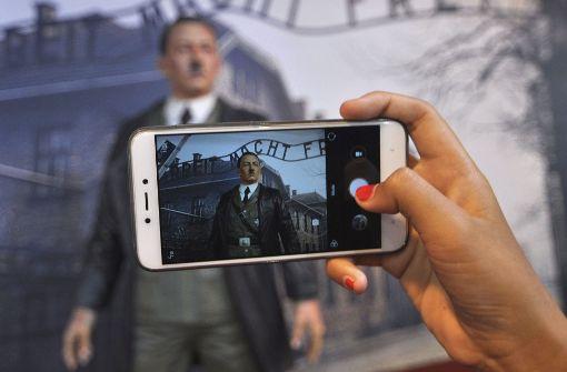 Museum entfernt Hitler-Figur nach Protesten