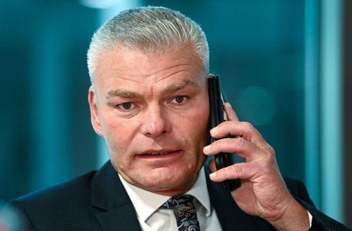Stahlknecht kündigt Rücktritt als CDU-Chef   an