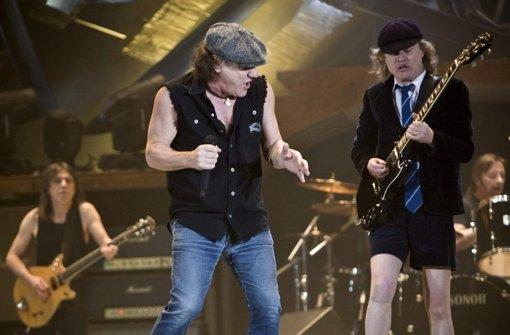 AC/DC-Gitarrist nimmt Auszeit