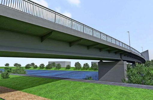 Weg  für neue Schleyerbrücke ist frei