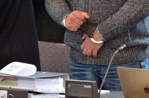 Angeklagter zu 13 Jahren Haft verurteilt