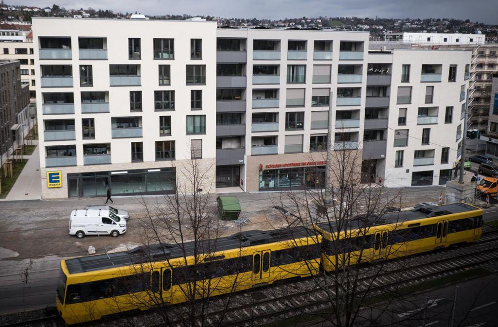 Sind seltener unterwegs: die Stadtbahnen der SSB Foto: Lichtgut/Achim Zweygarth