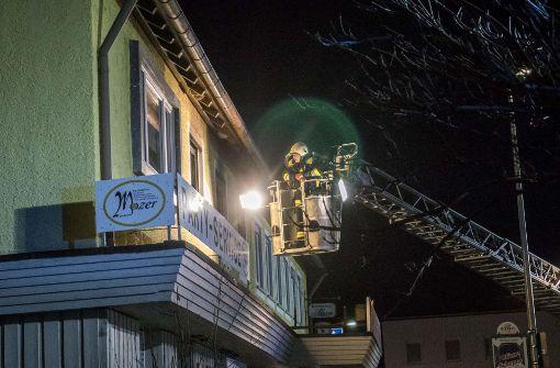 Hoher Sachschaden nach Wohnungsbrand