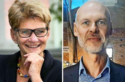 Zweikampf um Chefsessel im Rathaus