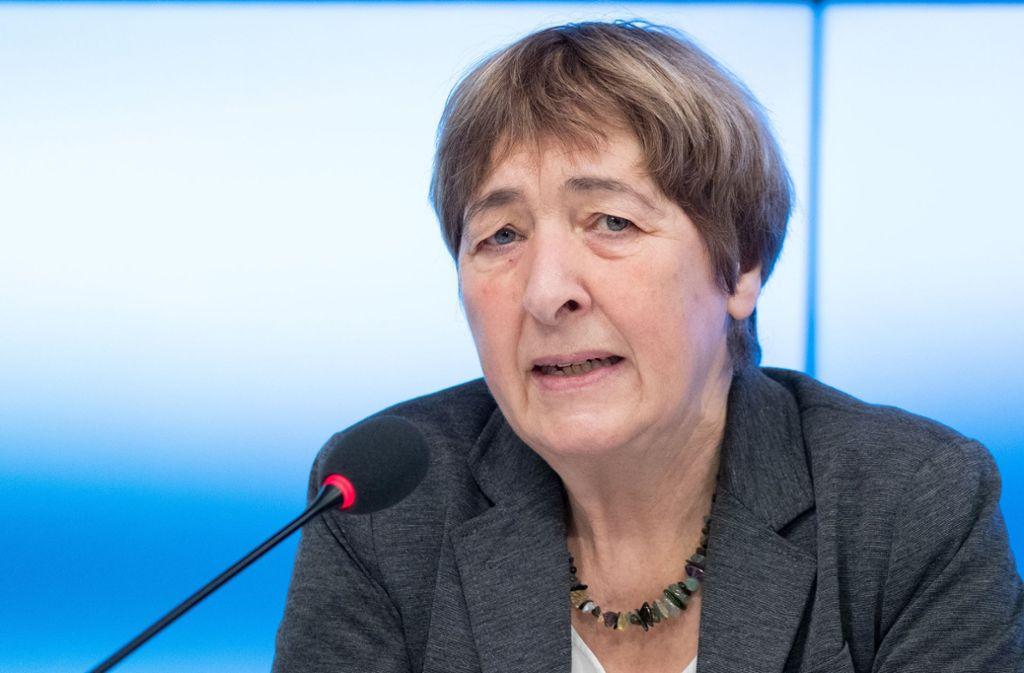 Die GEW-Landesvorsitzende Doro Moritz wirft der Kultusministerin schlechte  Planung vor. Foto: dpa
