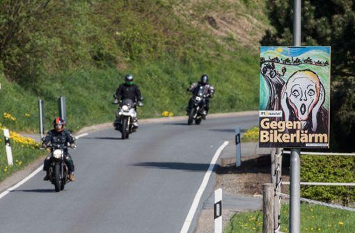 Aufstand der Gemeinden gegen Motorradlärm