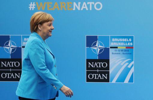 Erhöhung der deutschen Verteidigungsausgaben möglich