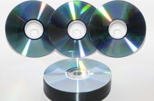 AVL sammelt CDs und Plastiktüten