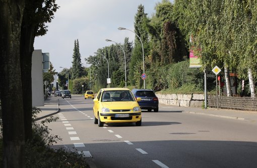 Altenberger kämpft gegen den Straßenlärm