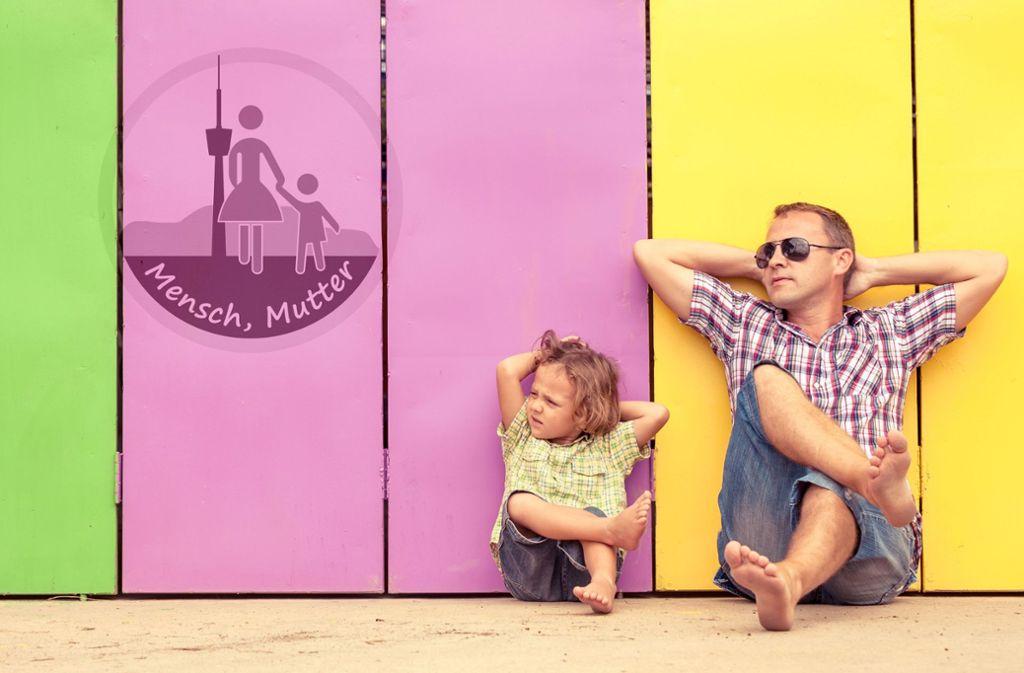 Immer mehr Väter nehmen sich Zeit für den Nachwuchs – und haben keine Probleme damit, wenn nicht alles perfekt nach Plan läuft – Mütter tappen viel zu oft in die Perfektionsfalle, meint unsere Autorin. Foto: Adobe Stock