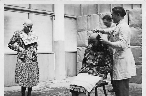 Warum Frauen 1941 durch die Stadt getrieben wurden