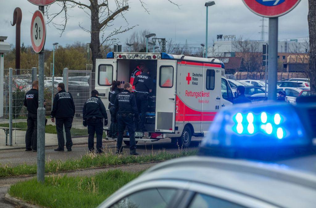 Im Rems-Murr-Kreis ist es zu einem Streit zwischen Asylbewerbern gekommen. Foto: 7aktuell.de/Simon Adomat