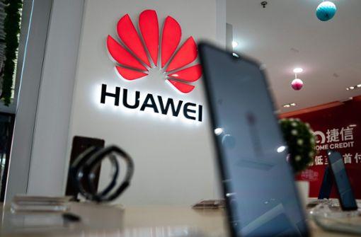 Huawei darf weiter bei amerikanischen Firmen einkaufen